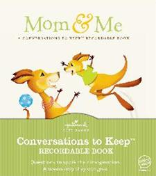 Hallmark Mom and Me Recordable Storybook