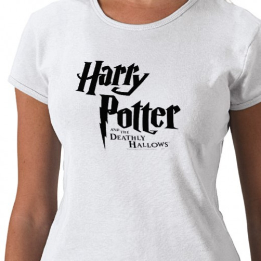 Harry Potter and the Deathly Hallows T-Shirt