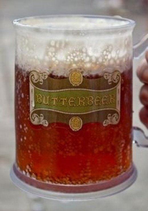 Wizarding World of Harry Potter Butterbeer Stein