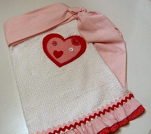 A Heart Apron