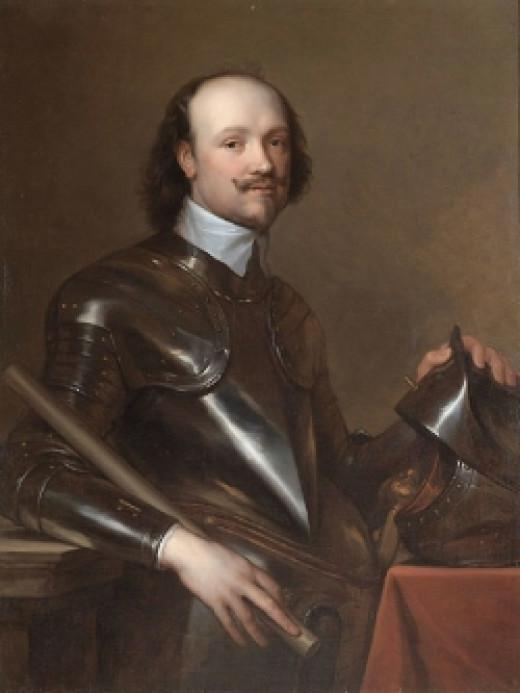 Sir Kenelm Digby In Armour