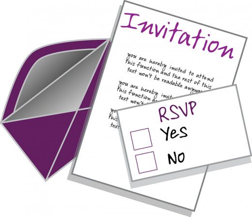 Make The Invitations As Exciting As The Event!