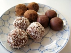 Cooking with Kids: Making Chocolate Truffles