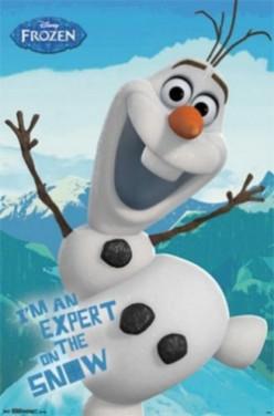 Disney Frozen Olaf Gift Ideas