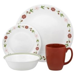 Find Vintage Corelle Dinnerware at