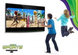 Some models come with a Kinect
