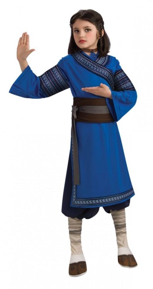 Standard Katara costume.