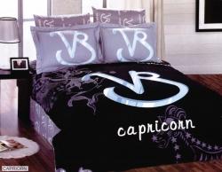 Capricorn Zodiac Duvet Bedding Set