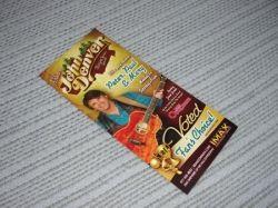 Brochure for John Denver Tribute Show