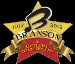 Branson Centennial Logo