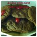 Swiss Chocolate Cherry Cake Box Cookies