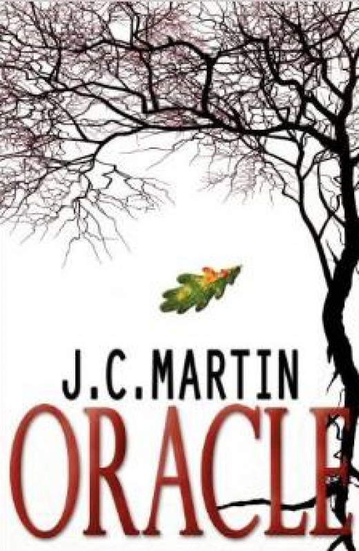 Oracle by J.C Martin
