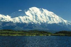 Denali - Mount McKinley in Alaska