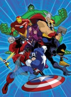 The Avengers Earths Mightiest Heroes