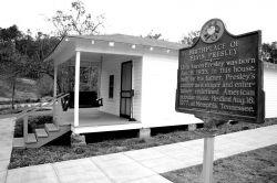 Tupelo, Mississippi, birthplace of Elvis Presley