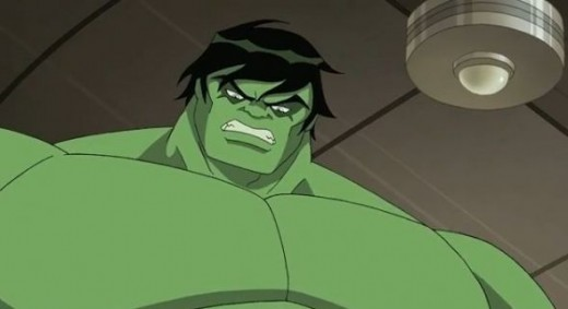 The Hulk/Bruce Banner in The Avengers: Earth's Mightiest Heroes