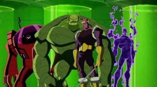 The Avengers Bad Guys
