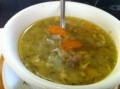 Homemade Chicken or Turkey Soup