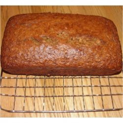 Whole-Grain Banana Bread: It tastes like cake, to me!