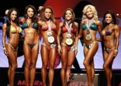 The Top Ten IFBB Bikini Competitors of 2011