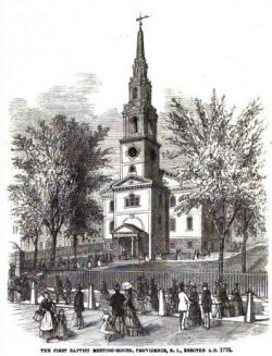 First Baptist Church in America (1638)