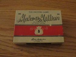 Make-A-Million Card Game