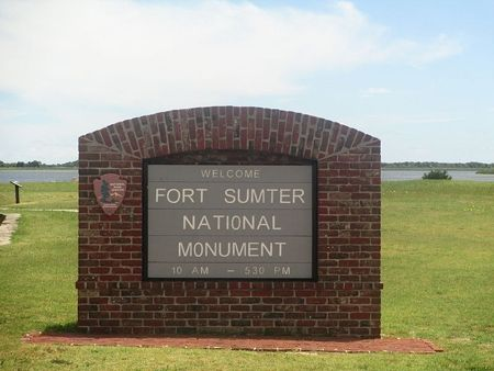Take a ferry to Fort Sumter in Charleston harbor