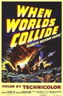 Poster for When Worlds Collide - 1951 movie