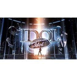 American Idol promotion logo