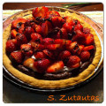 Chocolate Strawberry Pie For Your Valentine