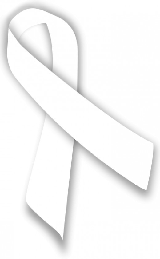 Lung Cancer Ribbon