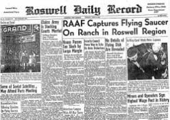 UFOs - The Flying Saucer Wave of 1947
