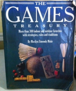 Treasury Book of Games That You Will Use For Many Years