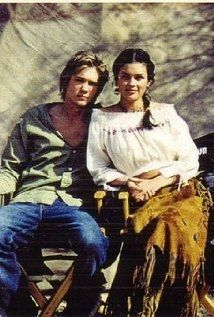 Chad Michael Murray and Anita Brown, from the movie