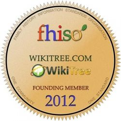 WikiTree becomed Founding Member