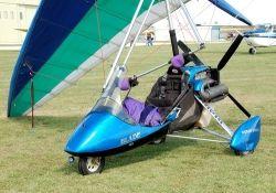 Mainair Blade ultralight trike