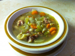 13 Bean and Ham Soup Recipe