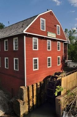 War Eagle Mill - much like the mill near the Homeplace
