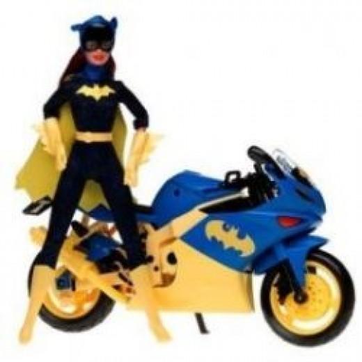 Batgirl-barbie