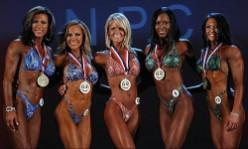 Top Ten IFBB Pro Figure Competitors of 2011