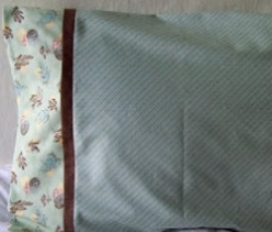 Sewing Pillowcase to Match Any Décor with Sewing Patterns
