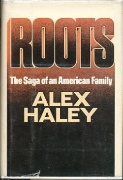 Roots, cover of the novel