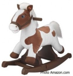 Children's Rocking Horse-Toys For Kids