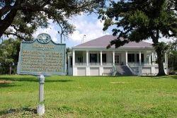 Restored Beauvoir, home of Jefferson Davis