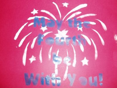 My July 4th Guest will love it!