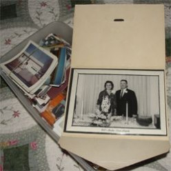 5-Gen Family History Photo Scrapbook Plan