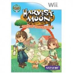 I dream of Harvest Moon on Wii U