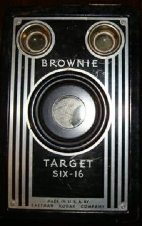 The Famous Brownie Camera, most every household had one