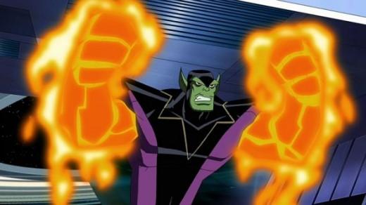 The Avengers-Super Skrull