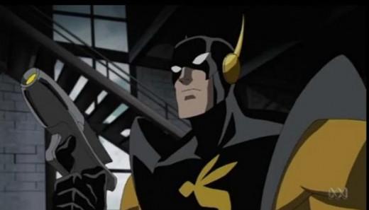 The Avengers-Yellowjacket